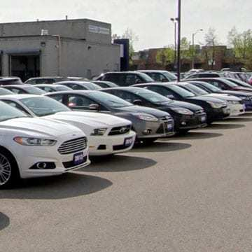 Largest Ford Inventory